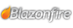 Blazonfire logo