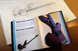 Rick Toone Orchid Bass